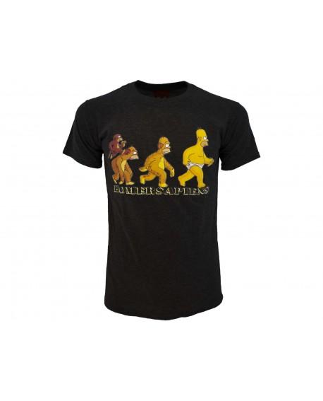 T-Shirt Simpsons Sapiens - SIMSAP.NR