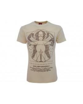 T-Shirt Simpsons Vetruviano - SIMVET.NAT