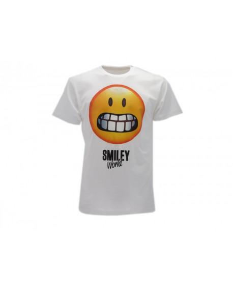 T-Shirt Smiley World Original Ghigno - SMIDENT.BI