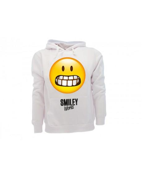 Felpa Smiley World Original Ghigno - SMIDENTF.BI