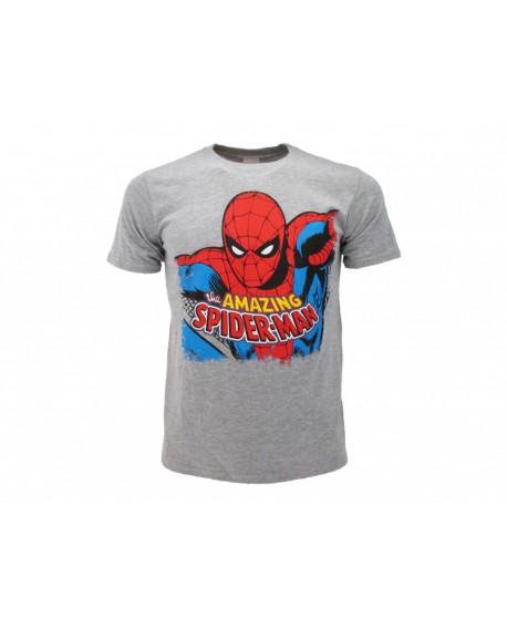 T-Shirt Spiderman Amazing Marvel - SPIAM.GR