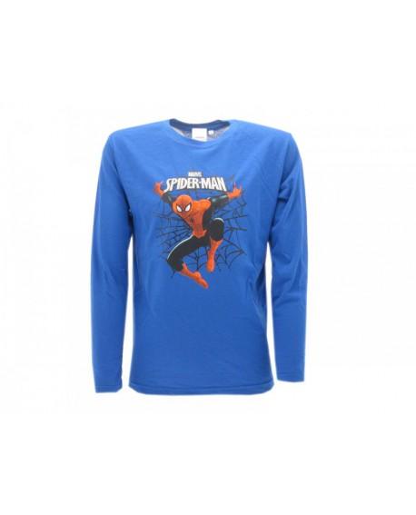 T-Shirt M/L Spiderman Marvel Ragnatela - SPIRAML.BR