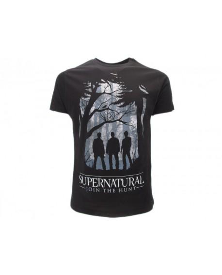 T-Shirt Supernatural Join the Hunt - SPN1