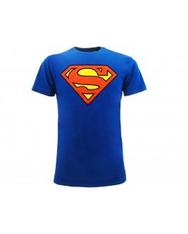 T-Shirt Superman Logo Adulto - SUL.BR