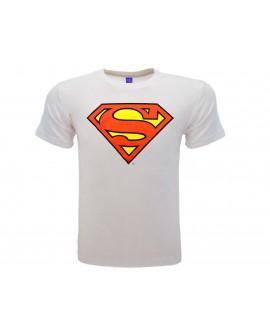 T-Shirt Superman Logo Bambino - SULB.BI