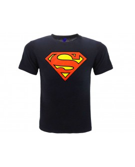 T-Shirt Superman Logo Bambino - SULB.BN