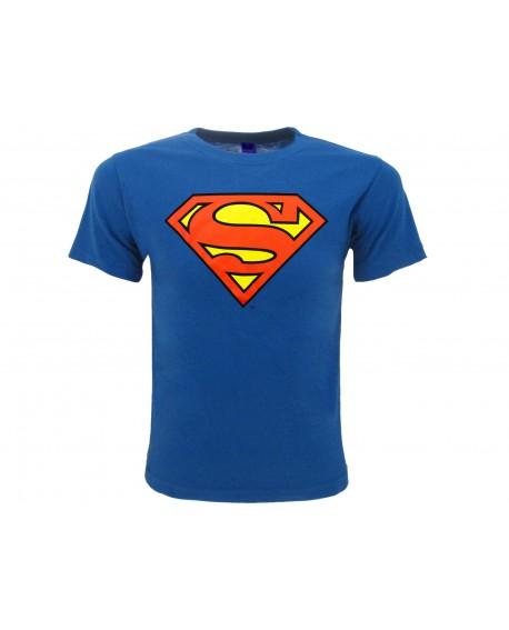 T-Shirt Superman Logo Bambino - SULB.BR