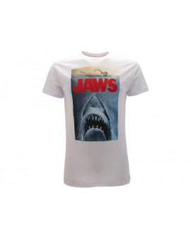 T-Shirt Squalo locandina Film - SQU1.BI