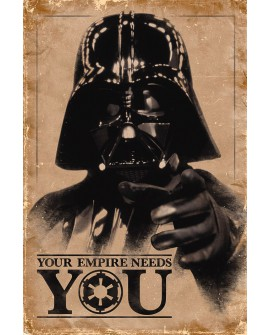 Poster Star Wars  PP33491 - PSSW1
