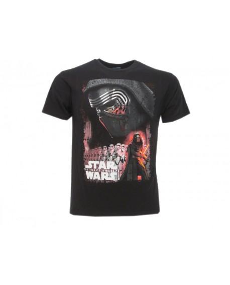 T-Shirt Star Wars Kylo Ren - SWKR.NR