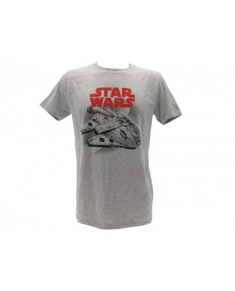 T-Shirt Star Wars Millennium Falcon - SWMF.GR
