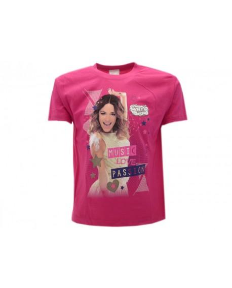 T-Shirt Violetta Disney Gold - VIOGO.FX