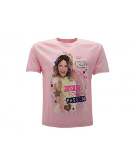 T-Shirt Violetta Disney Gold - VIOGO.RS
