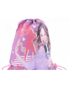 Zaino a sacca Violetta - VIOPLD89840
