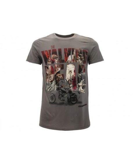 T-Shirt Walking Dead Daryl Dixon - WAD2.GRP