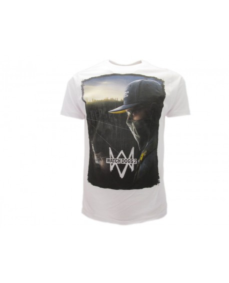T-Shirt Watch Dogs 2 - WD1