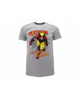 T-Shirt Wolverine Fumetto - WO1.GR
