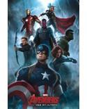 Poster Avengers PP33577 - PSAV1