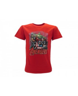 T-Shirt Avengers Gruppo - AVAS19.RO