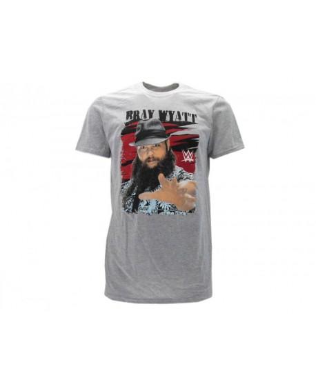 T-Shirt WWE Bray Wyatt - WWEBW.NR