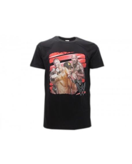 T-Shirt Wrestling WWE Gruppo - WWEGR.NR
