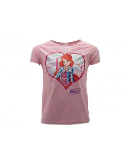 T-Shirt Winx Bloom - WXBLO.RS