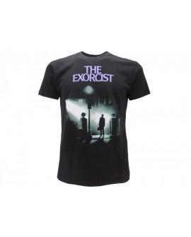 T-Shirt l'Esorcista Locandina - ESO1.NR