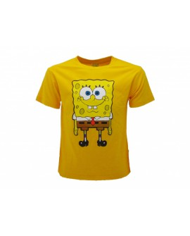 T-Shirt Spongebob Figura - SPOFIG.GI