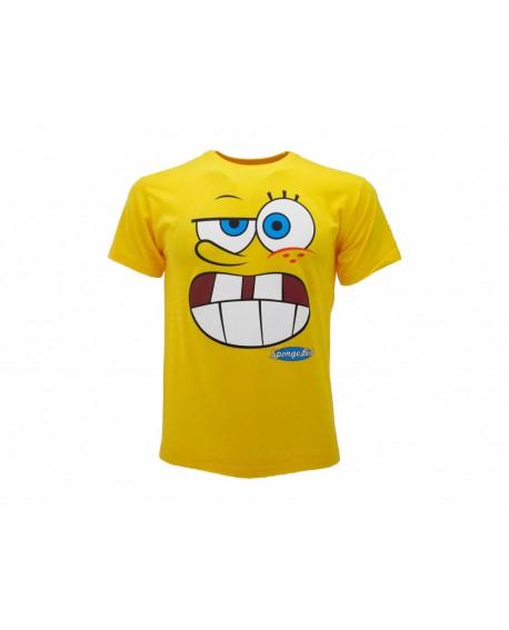 T-Shirt Spongebob Ghigno - SPOGHI.GI