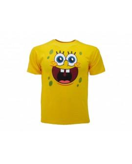 T-Shirt Spongebob Smile - SPOL.GI