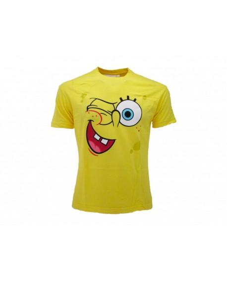 T-Shirt Spongebob Occhiolino - SPOOCCH.GI