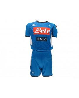 Kit maglia più pantaloncino Napoli SSC uff. - NAPNE20C