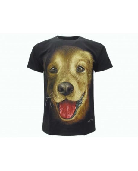 T-Shirt Animali Golden Retriever - ANCA4