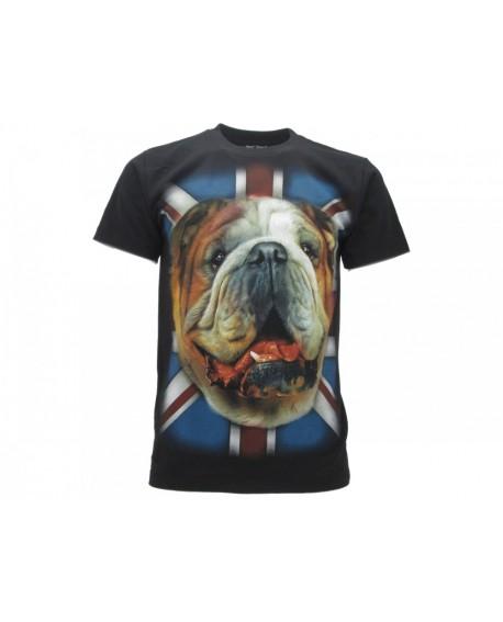 T-Shirt Animali Bulldog Inglese - ANCA42