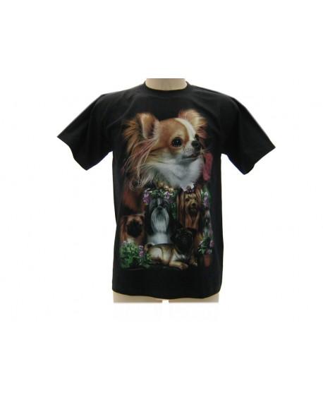 T-Shirt Animali Puppy Dog - ANCA6