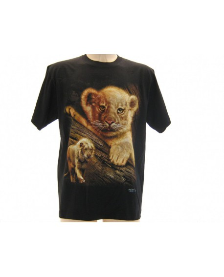 T-Shirt Animali - ANLEO17