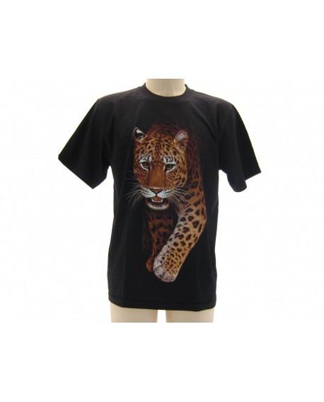 T-Shirt Animali Leopardo - ANLP1