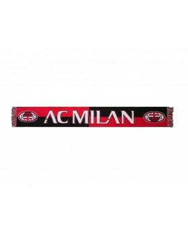Sciarpa Ufficiale AC Milan Jaquard 2253MIL - MILSCRJ6