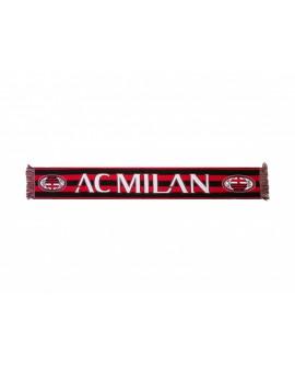 Sciarpa Ufficiale AC Milan Jaquard 2258 MIL - MILSCRJ7