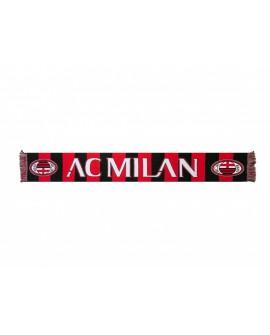 Sciarpa Ufficiale AC Milan Jaquard - MILSCRJ8