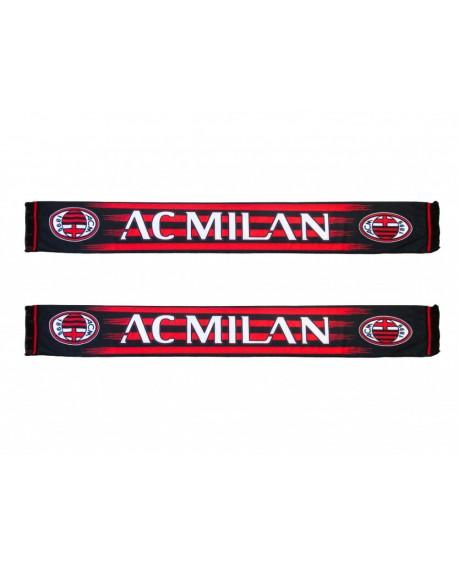 Sciarpa Ufficiale Milan Poliestere - MILSCRP4