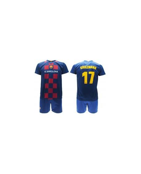 Kit maglia piu' pantaloncino Calcio Ufficiale Barc - BAGR20C