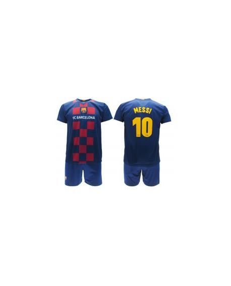Kit maglia piu' pantaloncino Calcio Ufficiale Barc - BAME20C