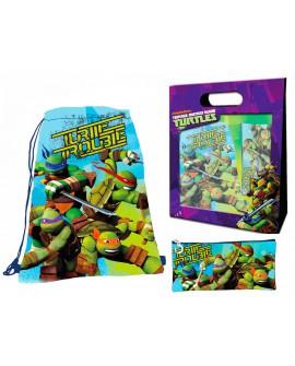 Set Gift Tartarughe Ninja - NTPLN89294