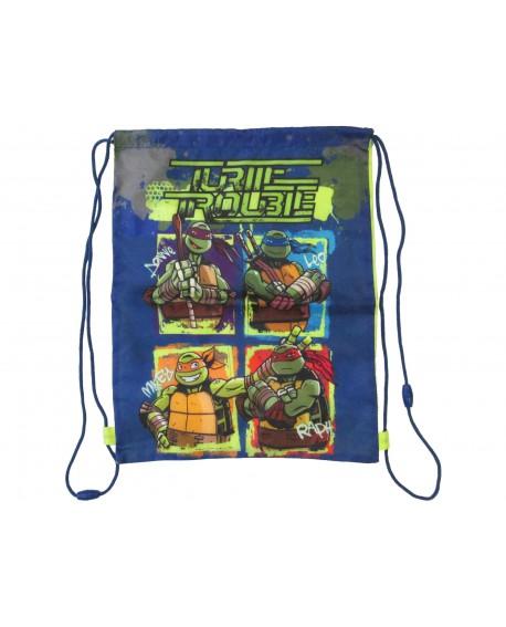 Zaino a sacca Tartarughe Ninja - NTPLN89897