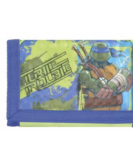 Portafoglio Tartarughe Ninja - NTPLN89907