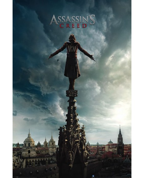 Poster Assassin's creed PP33931 - PSAS1