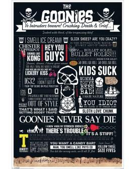 Poster Goonies PP33516 - PSGOO1