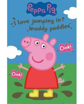 Poster Peppa Pig PP33988 - PSPP1