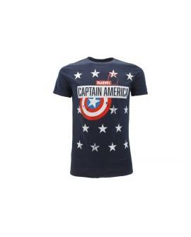 T-Shirt Marvel Captain America - CAPA17.BN